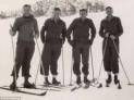 Ski course - Cedars Mountains