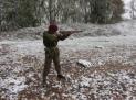 Shooting range drill